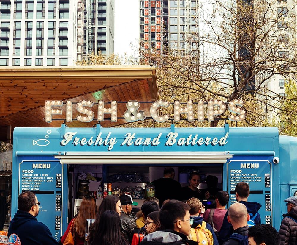 Food Truck actual