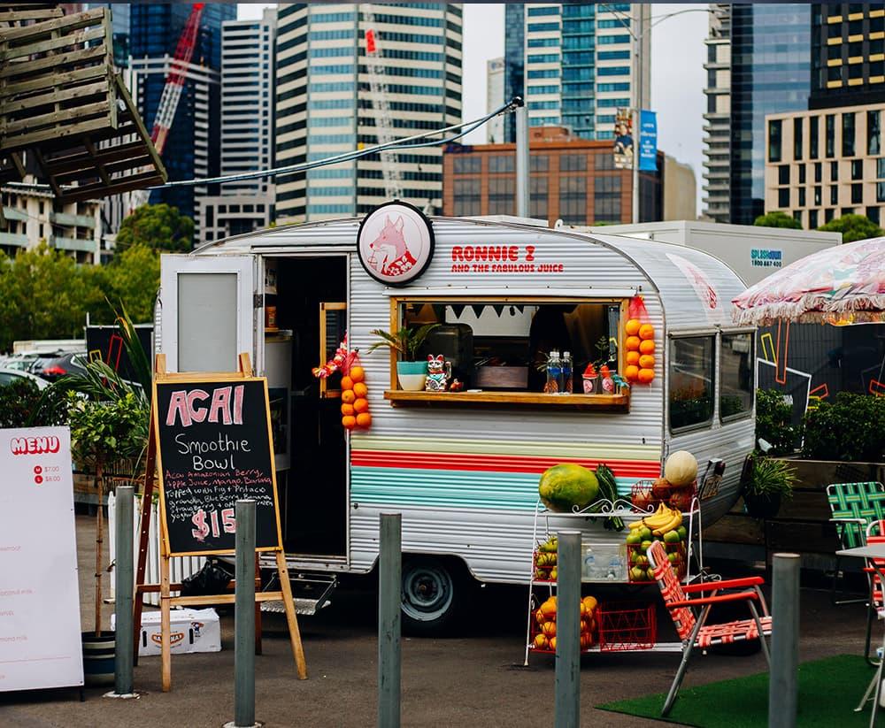 Food Truck caravana