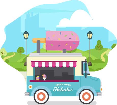 preguntas frecuentes de Food Truck