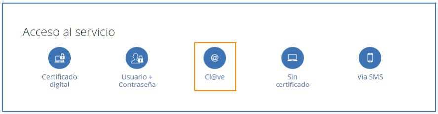 vida laboral online con cl@ve