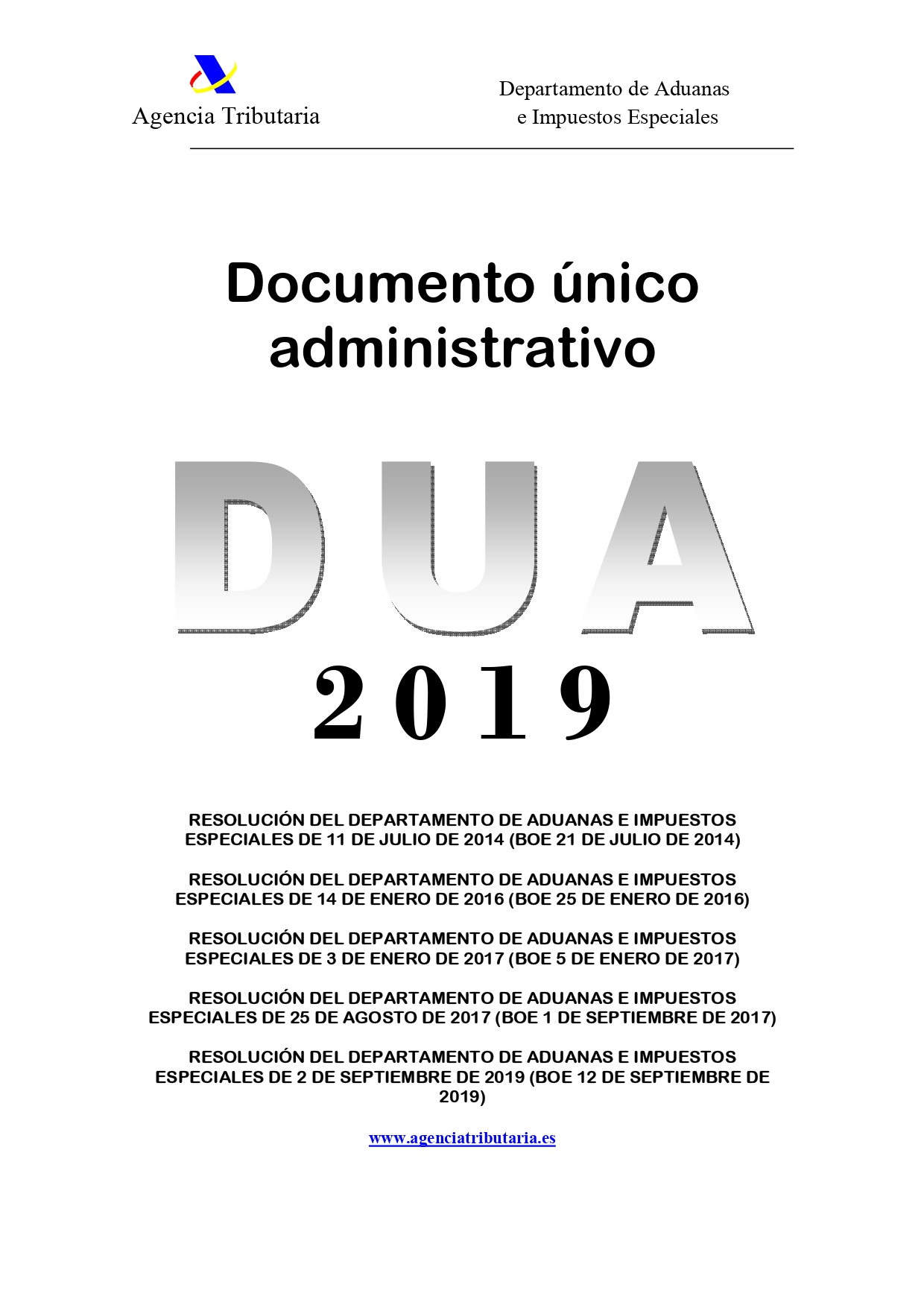 DUA 2019
