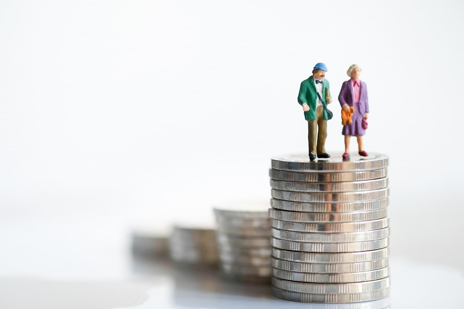 OCDE pensiones autónomos