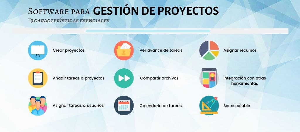 software gestion proyectos