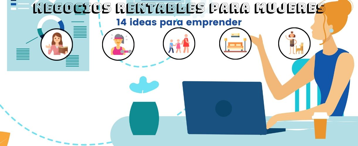 ideas negocios rentables mujeres
