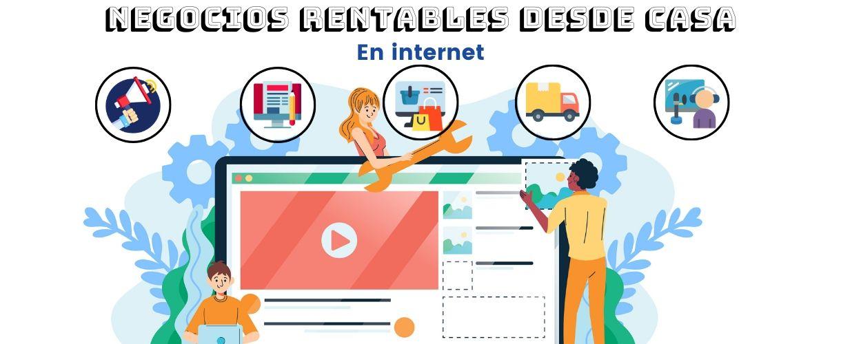 negocios rentables casa internet