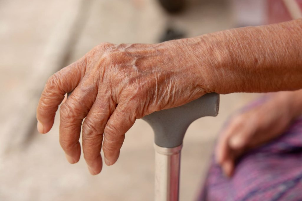 envejecimiento de la población