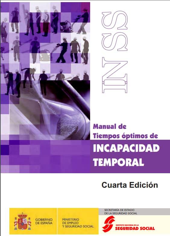 Manual tiempos incapacidad temporal INSS