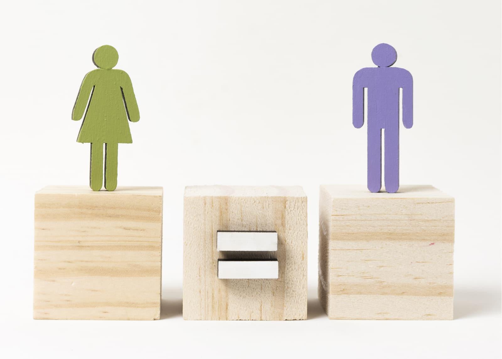 igualdad género