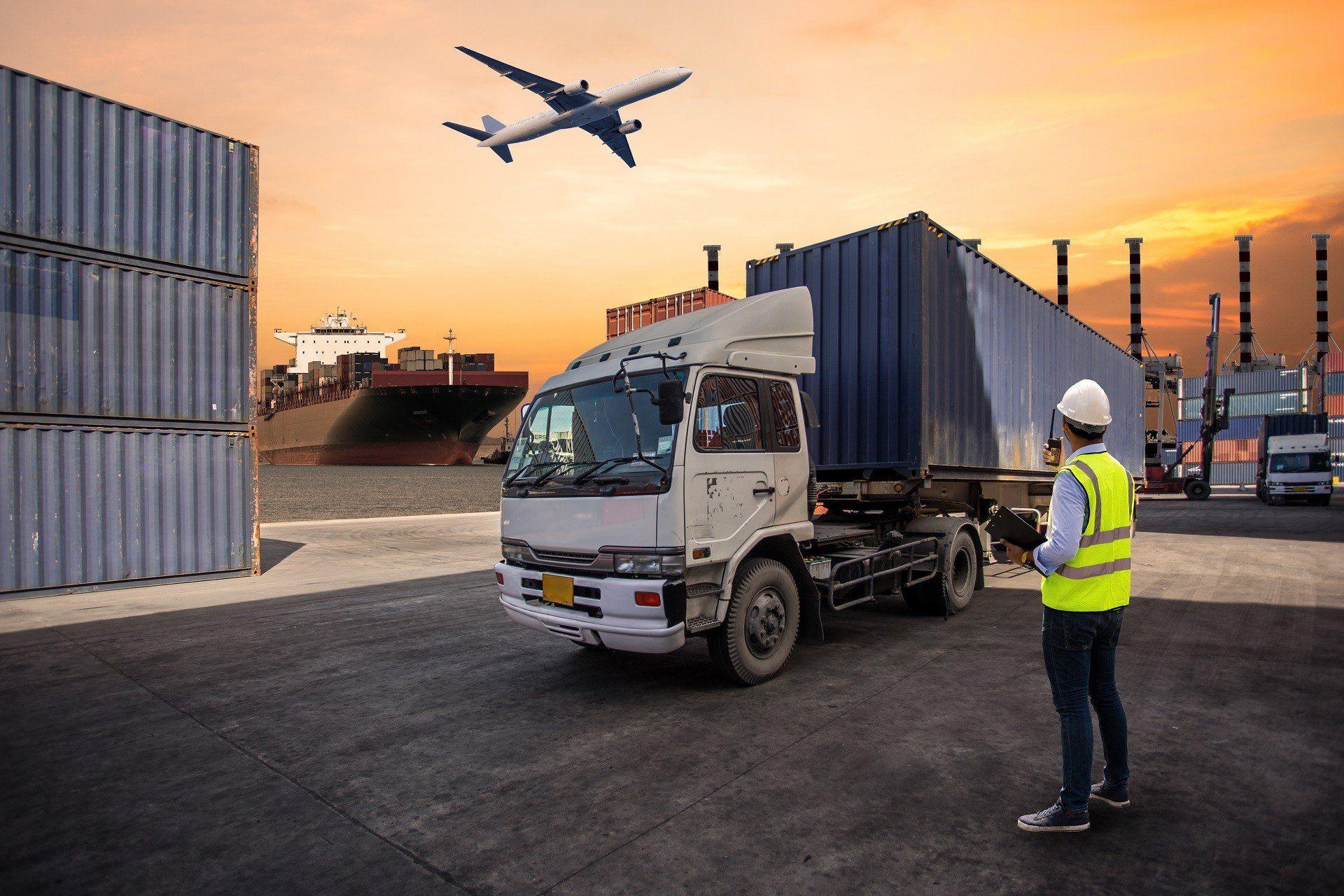 crear empresa logistica