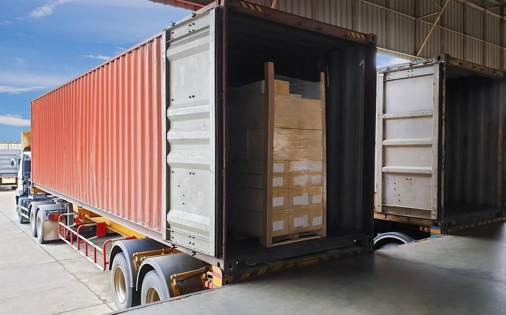 empresa transporte mercancias