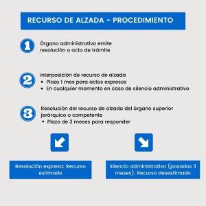 procedimiento recurso de alzada