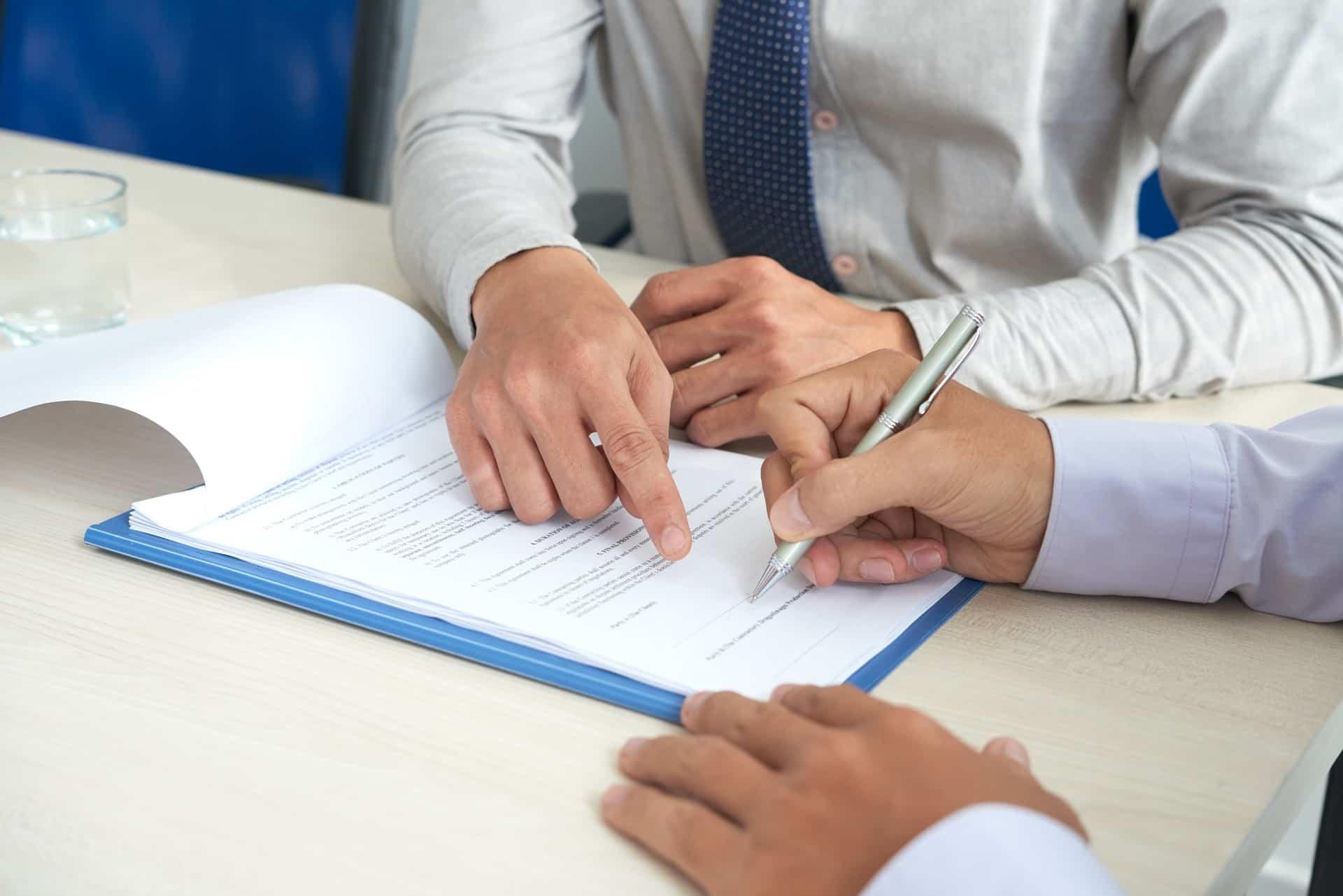contrato tiempo parcial