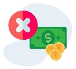 icono autonomo sin ingresos