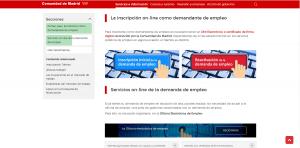 primer paso renovacion prestacion por desempleo online