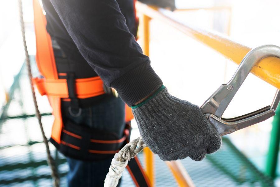 Accidentes laborales prevención