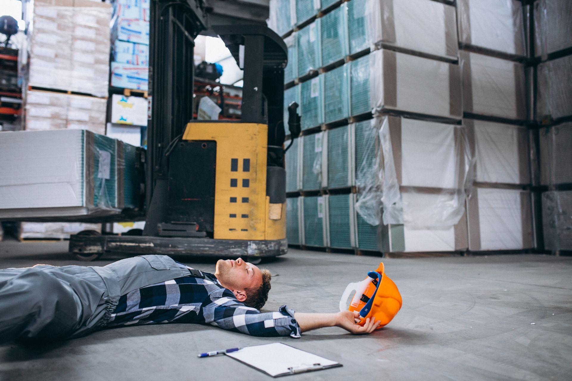 Accidentes laborales portada