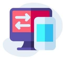 Icono franquicias de informática