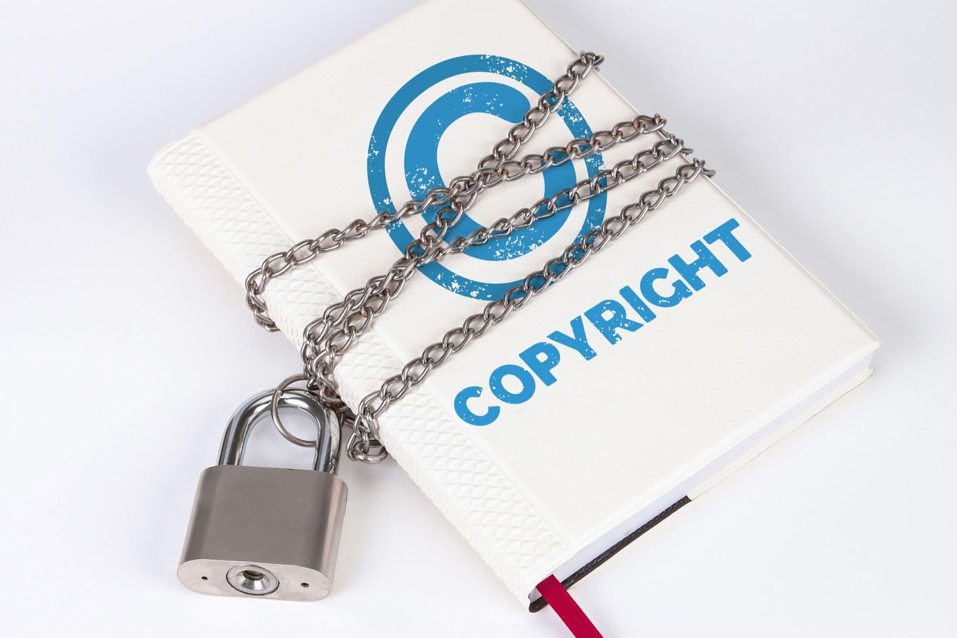 contrato de derechos de autor portada