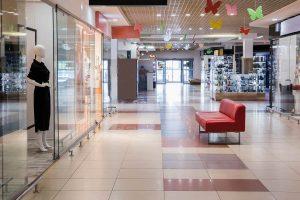 desescalada sectores centro comercial