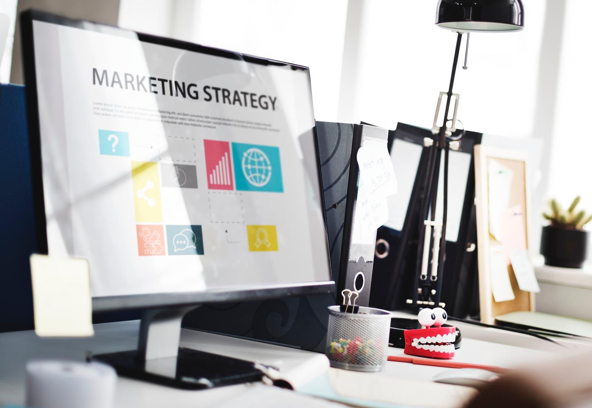 Resumen ejecutivo plan de marketing portada