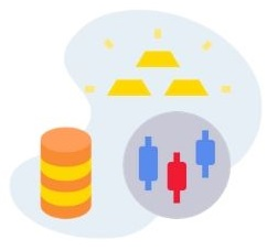 Icono de capital social de empresas