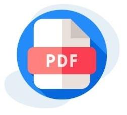 Icono de programas para firmar pdf