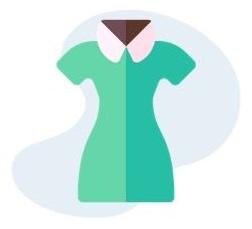 Icono de franquicias ropa