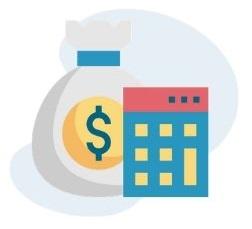 Icono de software para prespuestos online