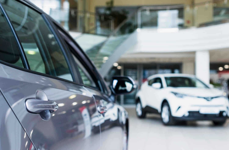 Concesionario de coches medidas reactivación económica