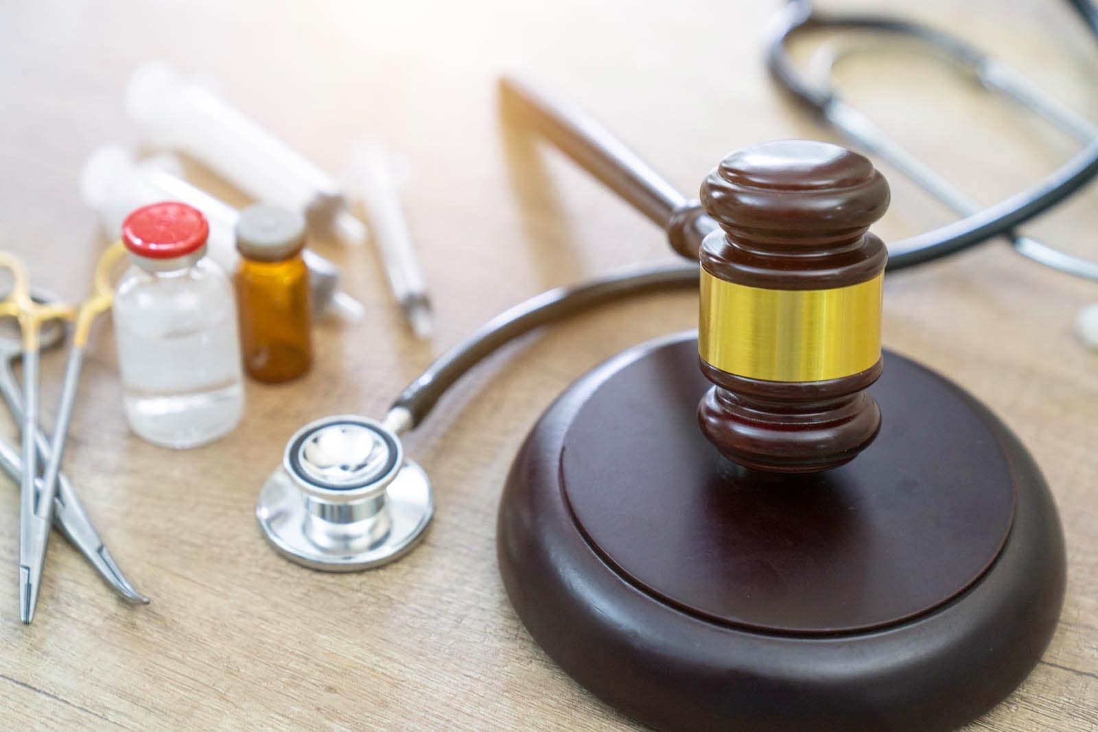 reclamación indemnización por negligencias médicas