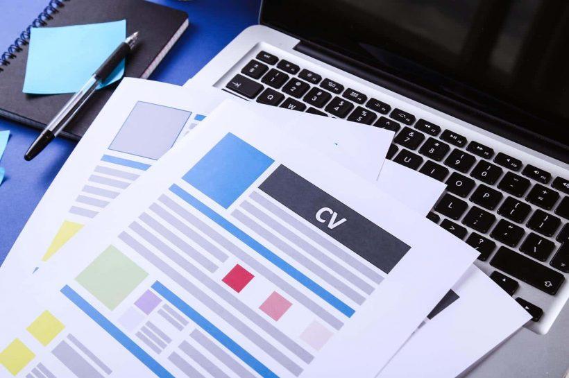 encontrar ejemplos de currículum